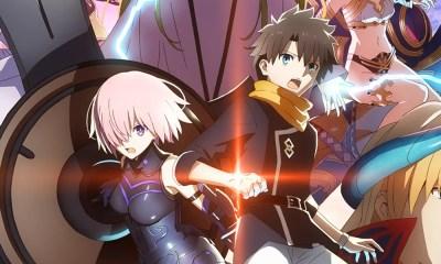 Fate/Grand Order Babylonia estreia no Brasil pela Crunchyroll