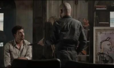 Piedade | Cauã Reymond e Matheus Nachtergaele protagonizam cenas quentes em novo filme
