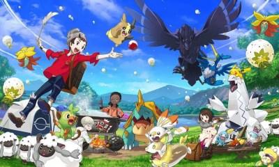 Pokémon Sword and Shield | Vaza lista de pokémon de Galar inéditos