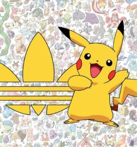 Adidas anuncia novo tênis inspirado na franquia Pokémon