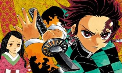 Editora Panini Comics publicará o mangá Demon Slayer