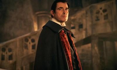 Drácula | Nova série da Netflix ganha teaser horripilante