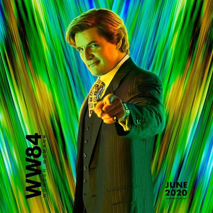Maxwell Lord no filme Mulher-Maravilha 1984