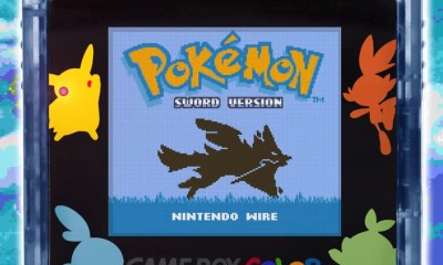 Pokémon Sword and Shield é reimaginado em versão Game Boy Color