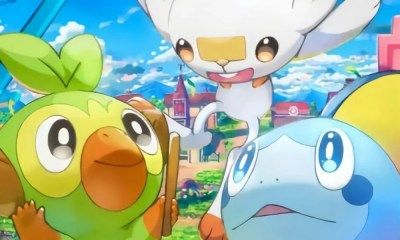 Pokémon: Twilight Wings | Websérie ambientada em Galar é anunciada