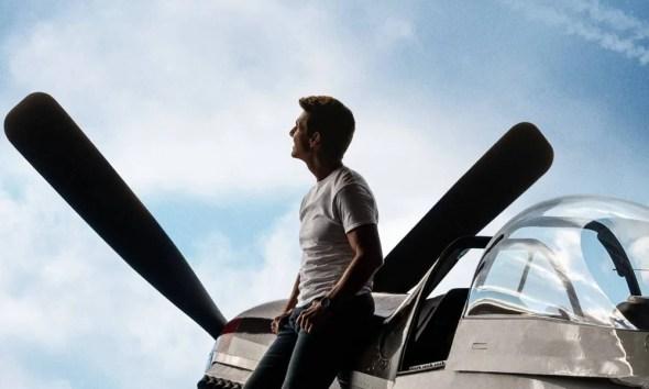 Confira o pôster de Top Gun: Maverick. Trailer deve ser lançado amanhã!
