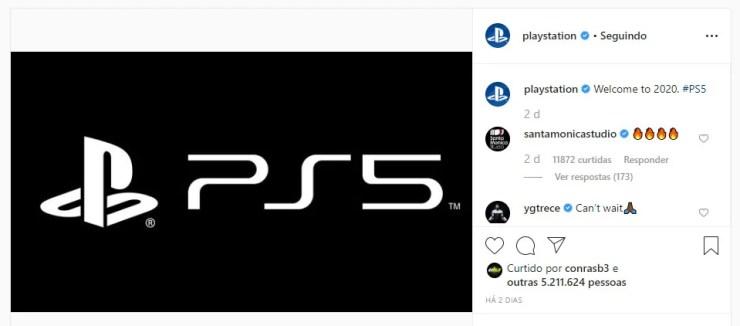 PlayStation 5 nem foi lançado e já bate recorde. Entenda