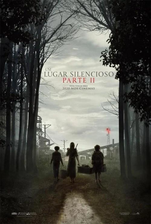 Um Lugar Silencioso - Parte 2 | Sequência ganha trailer repleto de tensão