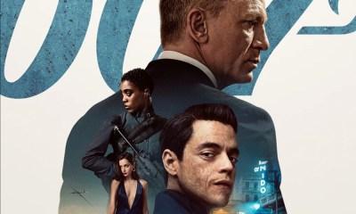 Confira o novo pôster de 007: Sem Tempo para Morrer