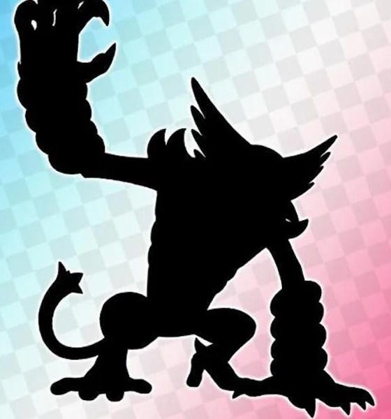 Confira a silhueta do novo pokémon mítico. Revelação completa será no Pokémon Day