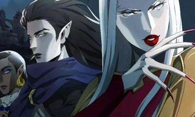 Castlevania | 4ª temporada é confirmada pela Netflix