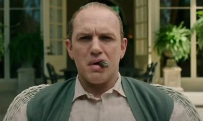 Capone | Filme protagonizado por Tom Hardy ganha trailer