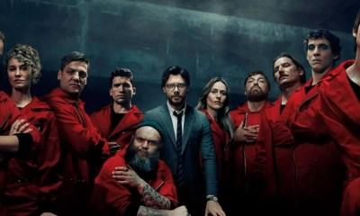 La Casa de Papel: El Fenómeno | Filme da Netflix ganha trailer. Veja!