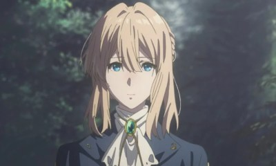 Violet Evergarden the Movie é adiado por causa do Covid-19