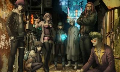 Akudama Drive | Anime original tem estreia adiada para outubro