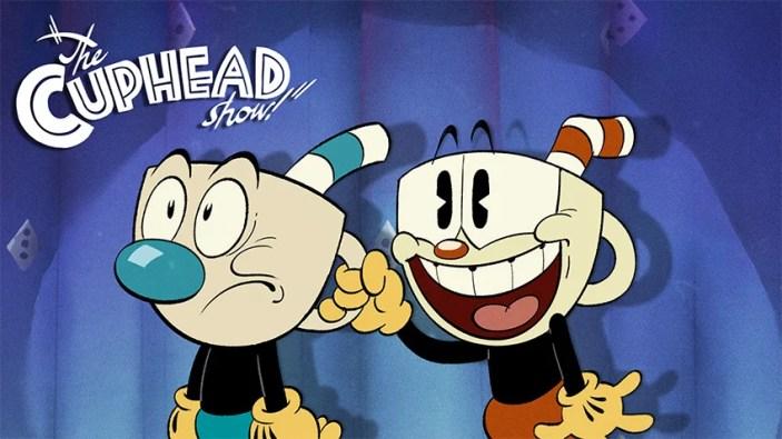 Série animada The Cuphead Show ganha nova imagem promocional