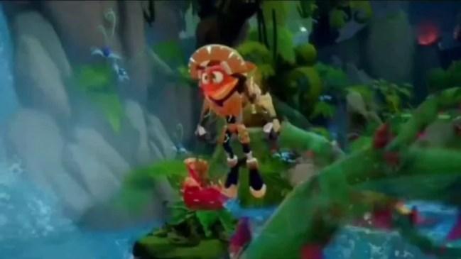 Crash Bandicoot 4 | Game inédito tem imagens de trailer vazadas