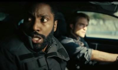 Tenet | Warner adia lançamento do filme nos cinemas