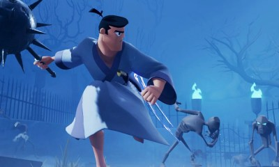 Samurai Jack: Battle Through Time ganha data de lançamento