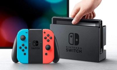 Nintendo Switch tem lançamento oficial no Brasil confirmado para este ano