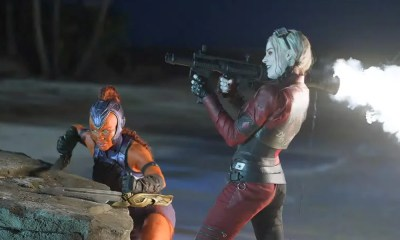 O Esquadrão Suicida   Primeiras cenas do filme surgem em vídeo de bastidores