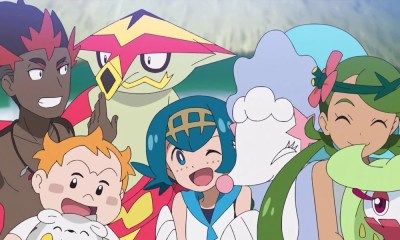 Pokémon Journeys | Nova abertura do anime confirma retorno a Alola