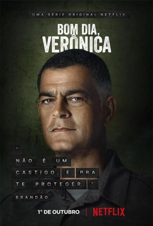 Bom dia, Verônica   Série ganha trailer oficial e posteres dos personagens