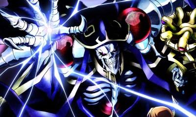 Overlord é confirmado com dublagem pela Funimation Brasil