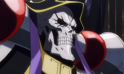 Overlord | Funimation Brasil libera trailer dublado do anime