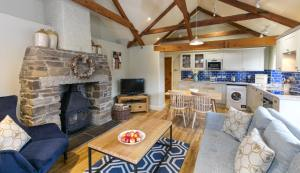 Dairy Cottage Living Room