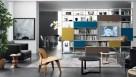 Contemporary bookcase by Sangiacomo - Italian Design