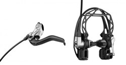 Magura HS33 R Hydraulic Front or Rear Rim Brake With Lever