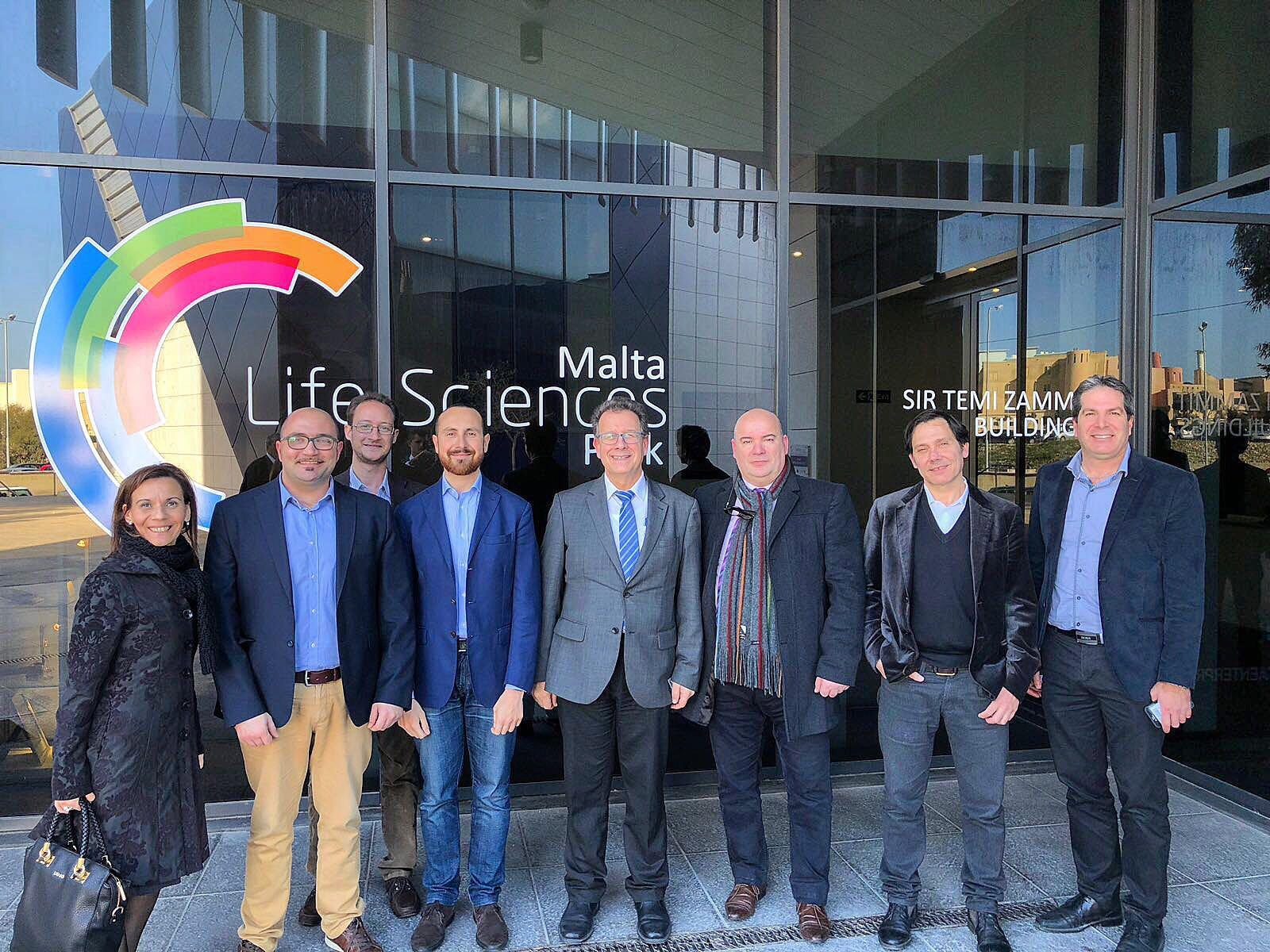 Al via ENISIE: tree capofila del progetto Italia-Malta per lo sviluppo nel Mediterraneo