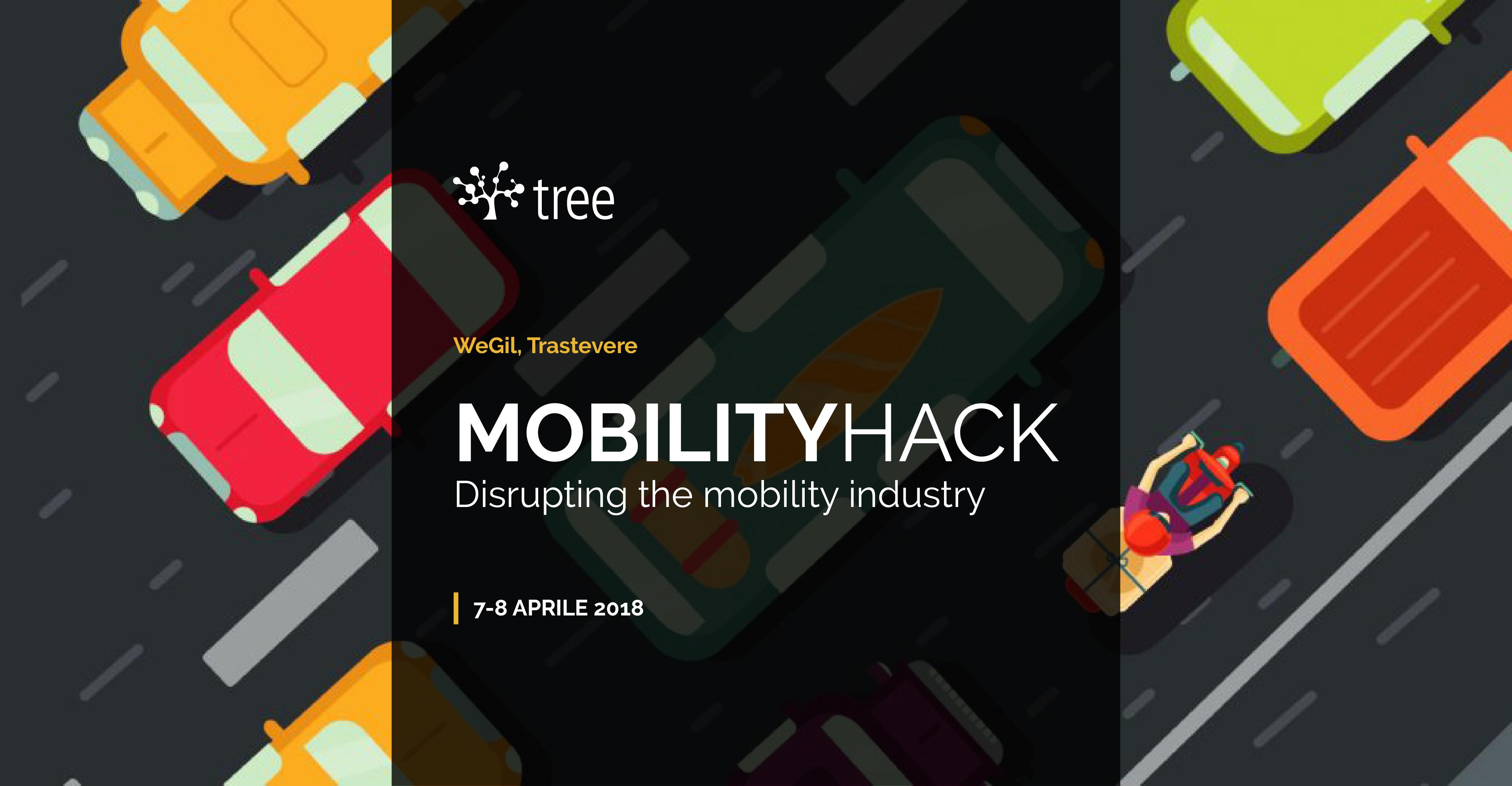 Mobility HACK: il 7 e 8 aprile a Roma arriva l'hackathon sulla mobilità