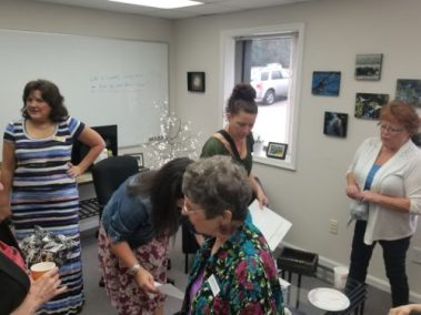 Networking at Treebranch Group