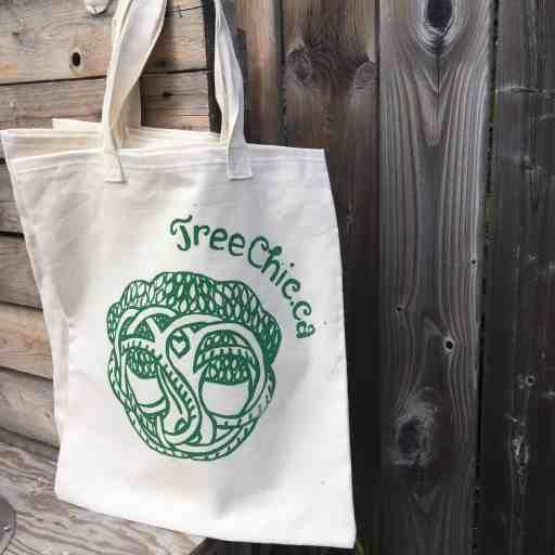 Organic tote bag made in Canada wholesale hemp tote bags