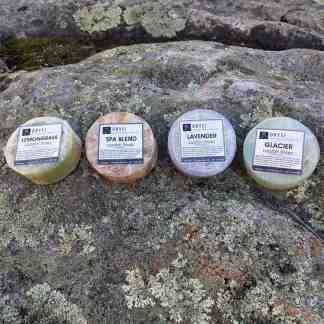 natural soap made in canada