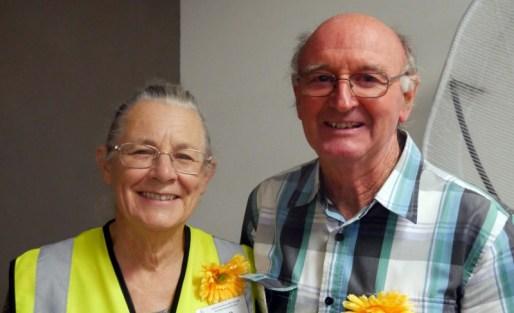 Bill and Elizabeth Rae
