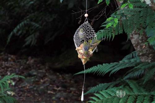Perch Pendant Tree Earring Bird Feeder