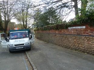 Brendan Tree Feller - Ivy Clearance Job - the Park, Nottingham - Photo 07 - after