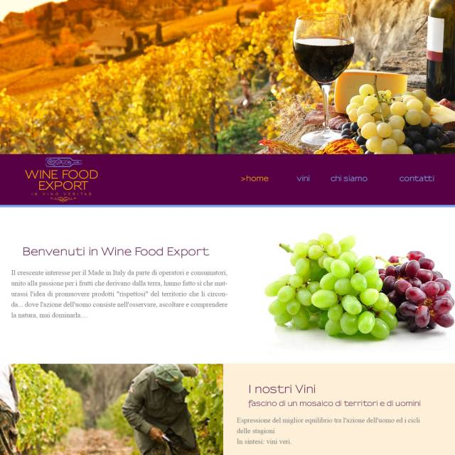 wine Food Export