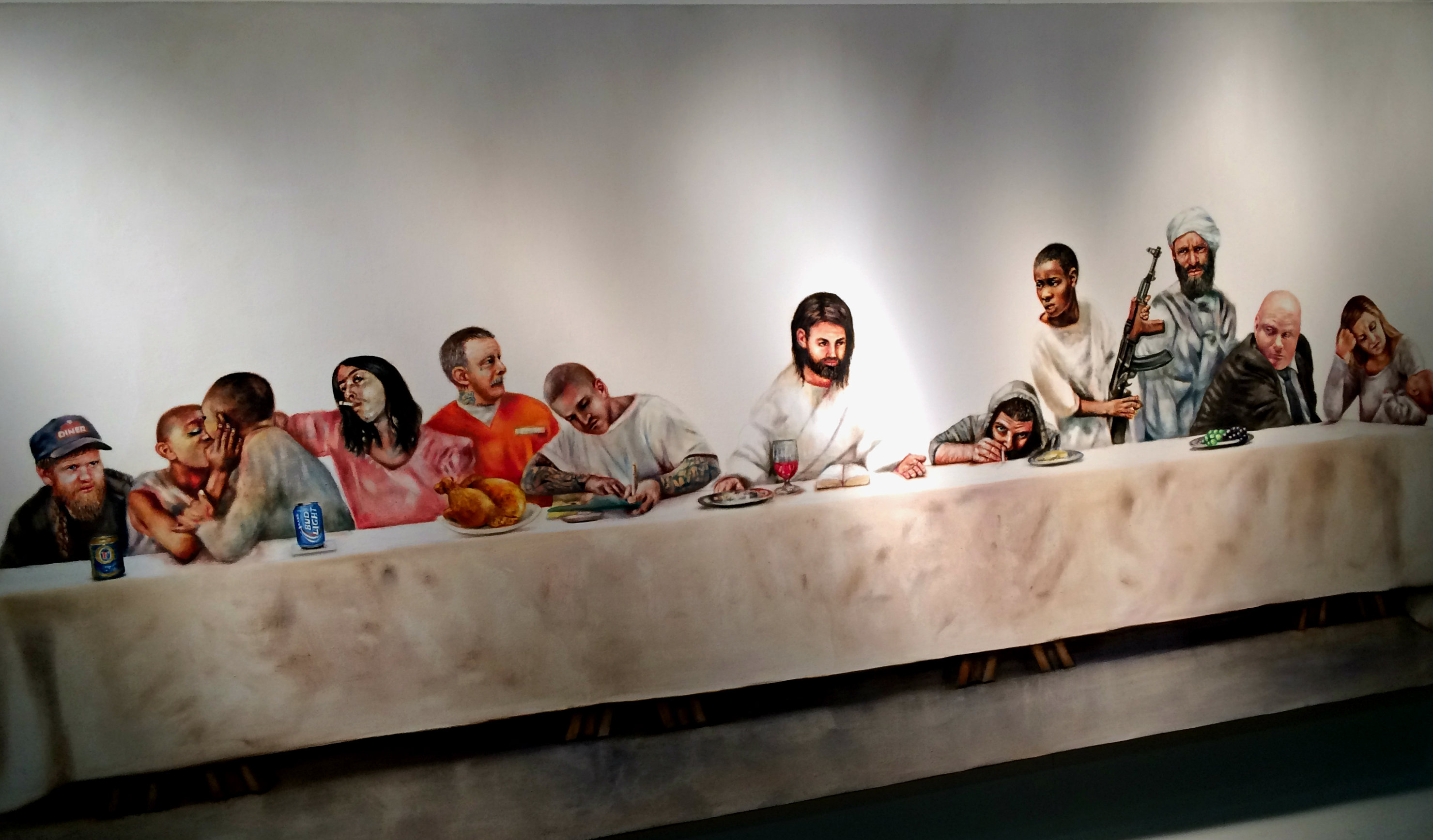 The Last Supper by Johan Andersson