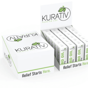 KURATIV MINI 200MG CBD OIL TINCTURE