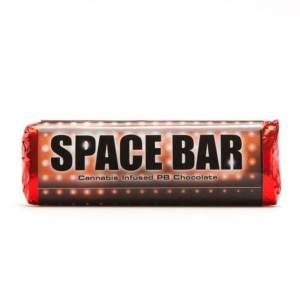 Space Bar 180MG Cannabis infused Pb Chocolate