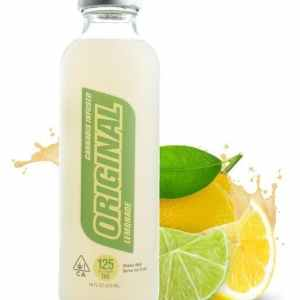 ORIGINAL LEMONADE -125MG CANNABIS INFUSED G-FARMALABS