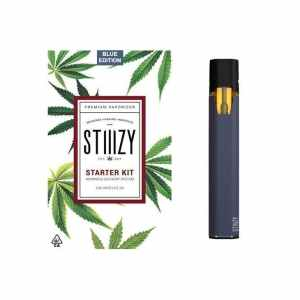 STIIIZY's Starter Kit – Blue