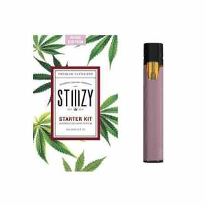 STIIIZY'S STARTER KIT – ROSE