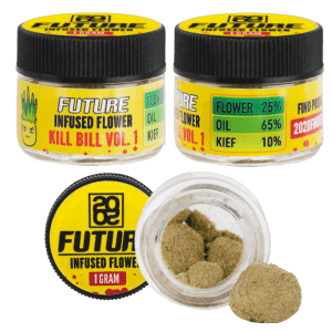 Kill Bill Vol.1 Infused Moonrock- Future 20/20