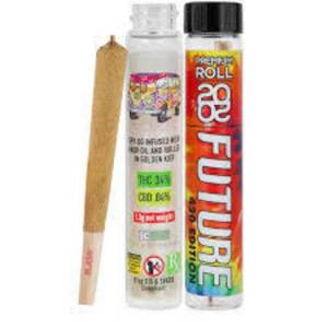 420 EDITION PREMIUM PRE-ROLL FUTURE 20/20