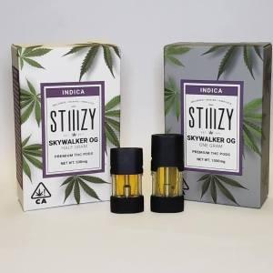 STIIIZY SKYWALKER OG 1 GRAM PREMIUM THC POD